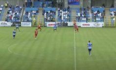 L'Alessandria fa suo il primo atto della semifinale playoff e batte l'Albinoleffe grazie ai gol di Arrighini e Giorno