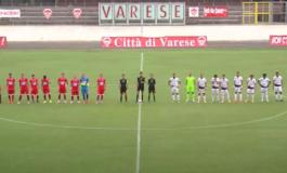 Calcio Serie D: l'Hsl Dertona espugna il campo del Città di Varese nell'ultima gara di campionato
