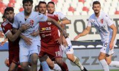 Grigi: contro il Padova probabile Eusepi dall'inizio, nelle file dei veneti rientrano gli squalificati Saber, Ronaldo e Chiricò