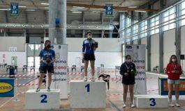 Scherma: Alice Cometti del Cuspo Alessandria sul podio al Campionato Italiano Master di Carrara
