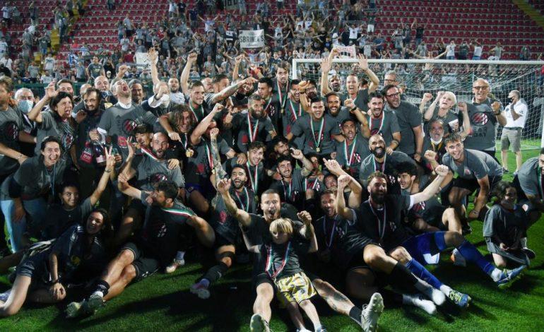 """Grigi in Serie B, ed è """"Grigio intenso"""""""