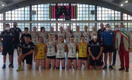 Pallavolo femminile: l'Alessandria Volley batte fra le mura amiche del PalaCima il Venaria Reale