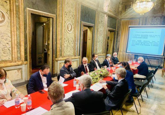 """Garavaglia: Alessandria deve diventare la """"Porta del Monferrato"""" patrimonio dell'Unesco"""