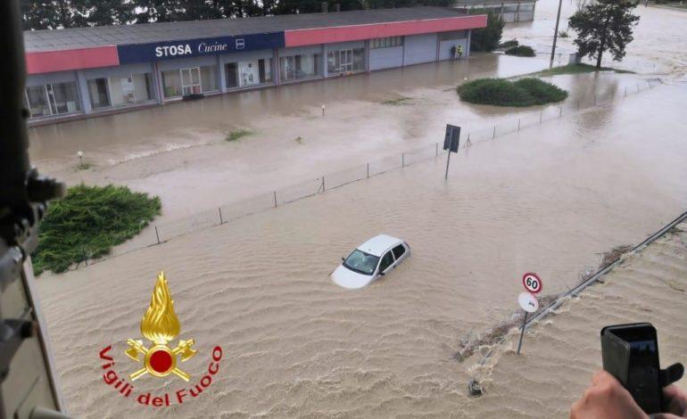 Maltempo in Piemonte: colpito il Vercellese, il presidente Cirio ha chiesto lo stato di emergenza