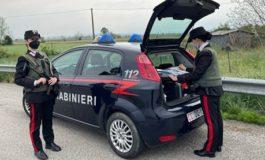 Continua l'azione di costante controllo del territorio da parte dei Carabinieri