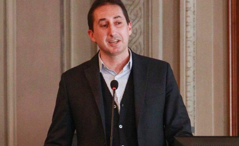 Davide Buzzi Langhi Commissario di Forza Italia per la Città di Alessandria
