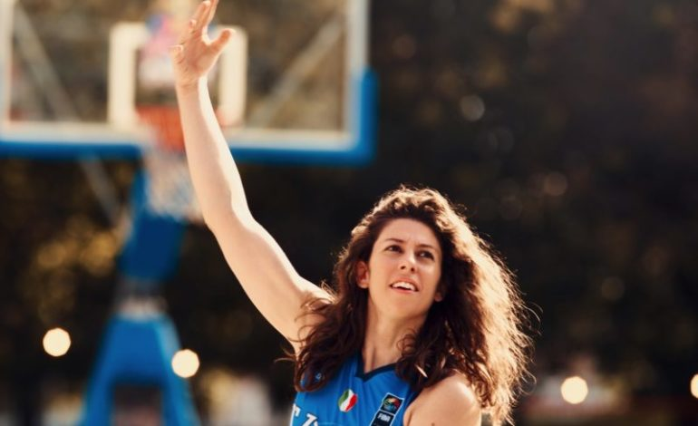 Pallacanestro femminile 3×3: gioie e dolori per Giulia Rulli della Autosped Castelnuovo Scrivia con la Nazionale alle Olimpiadi di Tokyo