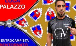 Calcio Promozione: l'ex Hsl Derthona Luca Palazzo torna alla Valenzana Mado