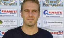 Grigi: nel settore giovanile Matteo Abbate è il nuovo allenatore della Primavera