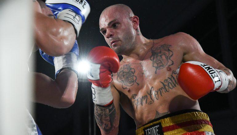 Pugilato: infortunio alla spalla per Luciano Randazzo che vede sfumare il titolo europeo
