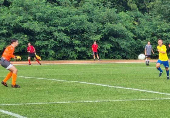 Grigi: 25 gol nel primo test contro il Roletto Valnoce