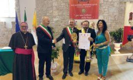 """Dalla Città di Alessandria: il Premio Internazionale """"Bonifacio VIII. Per una Cultura della Pace"""" alla Città di Alessandria 2021"""