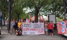 Trattativa sindacale saltata e i lavoratori della Cabilog e Cabiati di Occimiano sono pronti al blocco totale