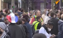 La Francia in rivolta da tre giorni contro l'obbligo vaccinale (Video)