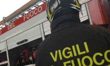 Maltempo nelle zone di Novi Ligure e Ovada: ribaltato un tir sulla A7 tra Vignole Borbera e Serravalle Scrivia