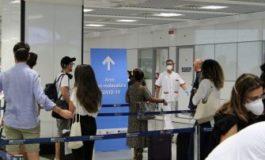 Covid, controlli negli aeroporti piemontesi: monitorati partenze e soprattutto rientri
