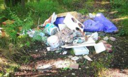 Abbandona la spazzatura sulla riva di un rio vicino a Francavilla Bisio: inchiodato dalle telecamere e multato