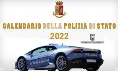 Dalla Polizia di Stato: è pronto il Calendario 2022