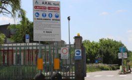 Riaperta l'isola ecologica di Castelceriolo chiusa dopo un incendio divampato il 14 agosto