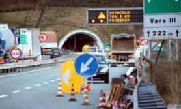 Il nodo autostradale ligure soffocato dai cantieri