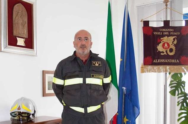A settembre arriva il nuovo Comandante dei Vigili del Fuoco di Alessandria
