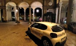 Spaccate in centro: ad Alessandria la vigilanza privata fino a fine settembre