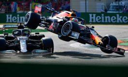 F1, Gp Monza: doppietta McLaren, scontro Hamilton e Verstappen