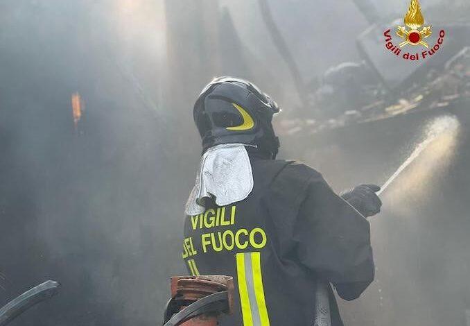Incendio discarica Castelceriolo: per Arpa nelle ceneri valori diossine inferiori ai limiti più restrittivi