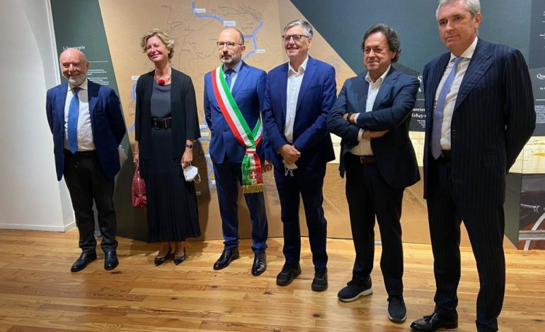 Al via la mostra sulla ferrovia Torino-Genova, voluta da Cavour e prossima a compiere 170 anni