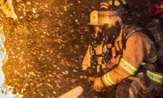 Rifiuti in fiamme vicino a Valle San Bartolomeo: intervenuti i Vigili del Fuoco