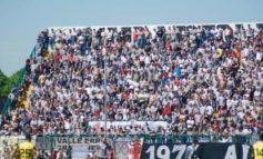 """Per la trasferta dell'Alessandria a Perugia del 26 settembre il gruppo """"Tifosi Grigi"""" organizza un pullman"""