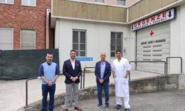 Dopo dieci mesi ha riaperto il Pronto Soccorso dell'Ospedale di Tortona