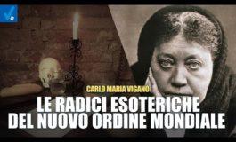 """Contro il """"Nuovo Ordine Mondiale"""" Monsignor Viganò chiama a raccolta i Poveri Cavalieri di Cristo... quelli veri (Video)"""