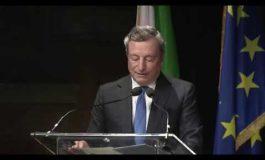 Draghi al G20: abbiamo l'opportunità di ripartire (Video)
