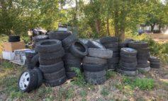 Scoperto e sequestrato un deposito di rifiuti pericolosi: due denunce