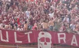 Torino, gli ultras protestano contro il Green Pass: niente derby con la Juve