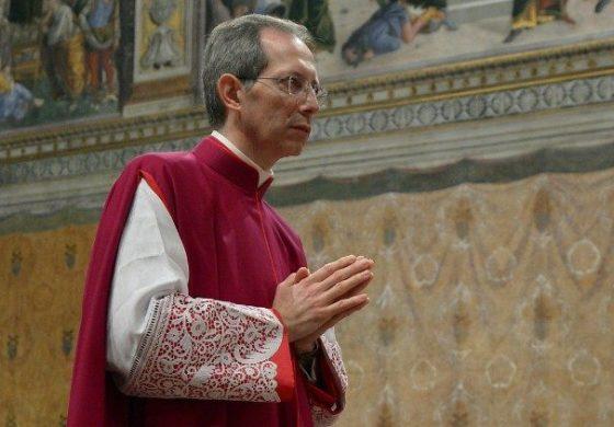 Monsignor Guido Marini ordinato vescovo della Diocesi di Tortona