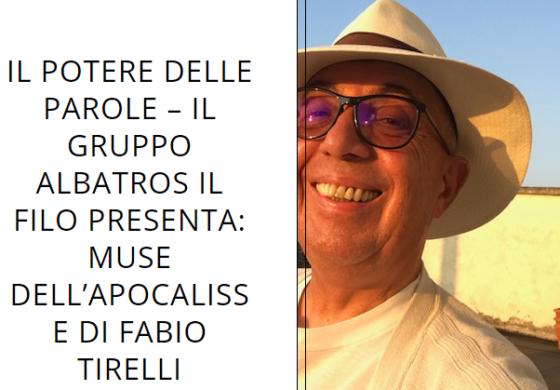 Per Fabio Tirelli le parole sono forza e azione